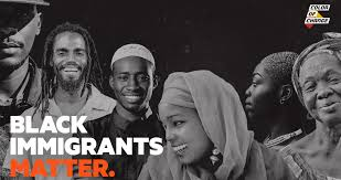 blackimmigrants matter
